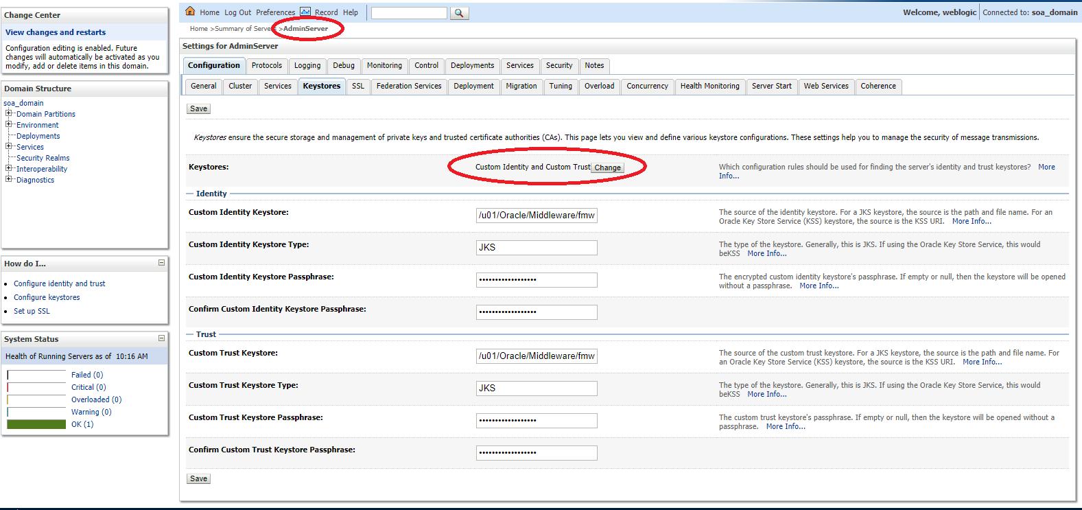 Integrate Weblogic With Active Directory Using LDAPS – Technology Geek